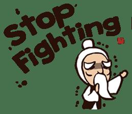 Kung Fu Time! sticker #4607527