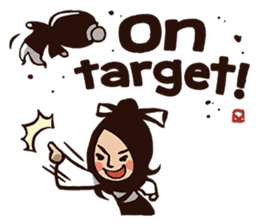 Kung Fu Time! sticker #4607531