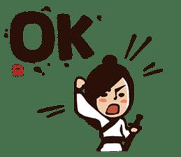 Kung Fu Time! sticker #4607534