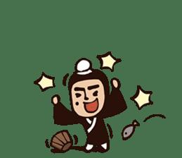 Kung Fu Time! sticker #4607537