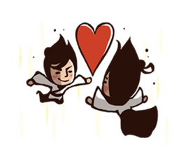 Kung Fu Time! sticker #4607551