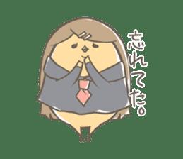 Chicken School sticker #4608515