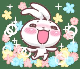 Kyun Kyun Bunny(English) sticker #4609272