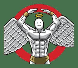 Angels and Demons | DOTMAN 6.0 sticker #4611441