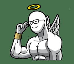 Angels and Demons | DOTMAN 6.0 sticker #4611442