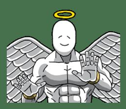 Angels and Demons | DOTMAN 6.0 sticker #4611444