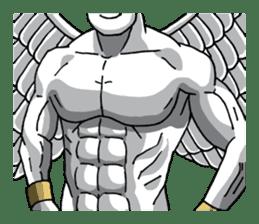 Angels and Demons | DOTMAN 6.0 sticker #4611445