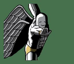 Angels and Demons | DOTMAN 6.0 sticker #4611446