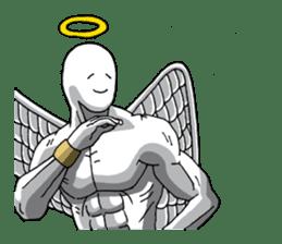 Angels and Demons | DOTMAN 6.0 sticker #4611447