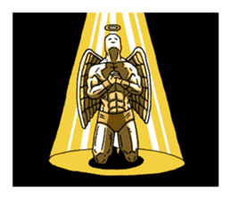 Angels and Demons | DOTMAN 6.0 sticker #4611448