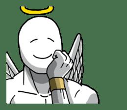 Angels and Demons | DOTMAN 6.0 sticker #4611449