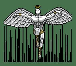 Angels and Demons | DOTMAN 6.0 sticker #4611450