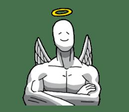 Angels and Demons | DOTMAN 6.0 sticker #4611451