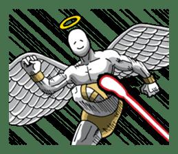 Angels and Demons | DOTMAN 6.0 sticker #4611453