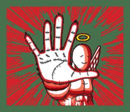 Angels and Demons | DOTMAN 6.0 sticker #4611454
