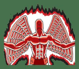 Angels and Demons | DOTMAN 6.0 sticker #4611455