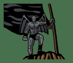 Angels and Demons | DOTMAN 6.0 sticker #4611456