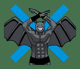 Angels and Demons | DOTMAN 6.0 sticker #4611457