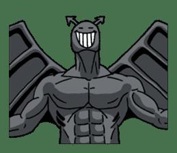 Angels and Demons | DOTMAN 6.0 sticker #4611458
