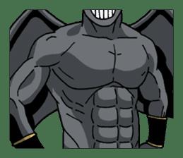 Angels and Demons | DOTMAN 6.0 sticker #4611461