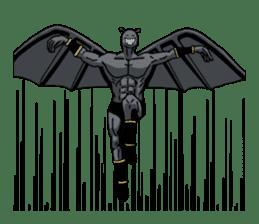 Angels and Demons | DOTMAN 6.0 sticker #4611466
