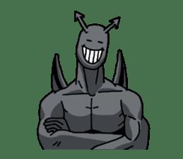 Angels and Demons | DOTMAN 6.0 sticker #4611467