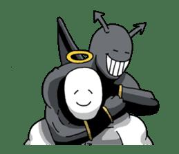 Angels and Demons | DOTMAN 6.0 sticker #4611473