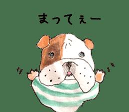 Friend of the bulldog sticker #4618722