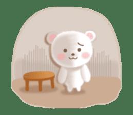 Message of FunWakakuma sticker #4626443