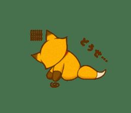 Con -chan Stamp Vol.1 sticker #4630060