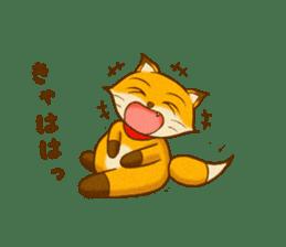 Con -chan Stamp Vol.1 sticker #4630083