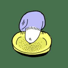 Funny Parakeet! sticker #4634337