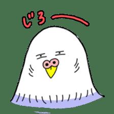 Funny Parakeet! sticker #4634347