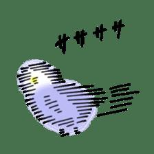 Funny Parakeet! sticker #4634361