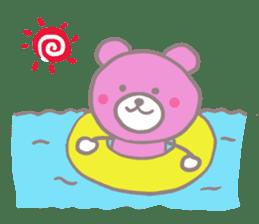 Pink Teddy sticker #4639245