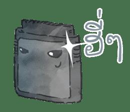 Video game cartridge- kun (Thai) sticker #4643214