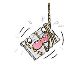 Video game cartridge- kun (Thai) sticker #4643228