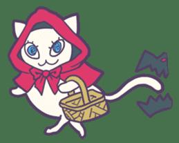 Strange Cat HEN-NYA sticker #4645388