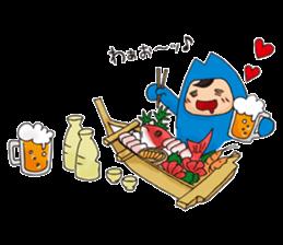 GyoNetKun sticker #4647865