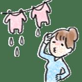 Mama,Papa,Baby. sticker #4650422
