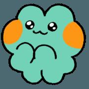 สติ๊กเกอร์ไลน์ Animation PUKAPU Stamp 2