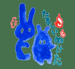 Gemogemo Sticker Tomoko Kouda GAHAKU sticker #4653419