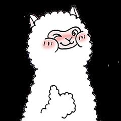Alpy-the alpaca