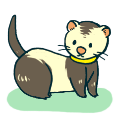 Ferret Sticker Vol.1