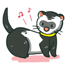 Ferret Sticker Vol.1 sticker #4660131