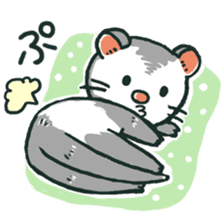 Ferret Sticker Vol.1 sticker #4660133