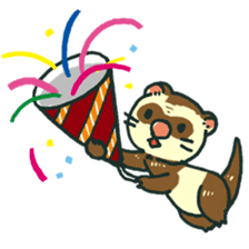 Ferret Sticker Vol.1 sticker #4660139