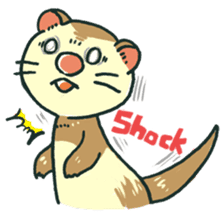 Ferret Sticker Vol.1 sticker #4660153