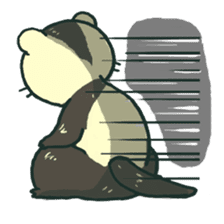 Ferret Sticker Vol.1 sticker #4660164
