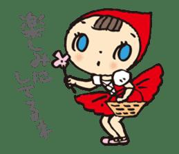 balletdancers love sticker #4673004